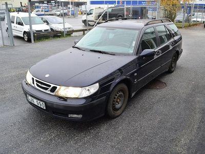 begagnad Saab 9-5 SportCombi 2.0 T SE 150hk Ny besiktigad