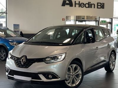 begagnad Renault Grand Scénic TCE 140 EDC ZEN