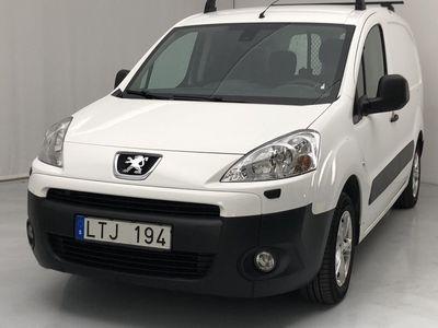begagnad Peugeot Partner 1.6 HDI Skåp (90hk)