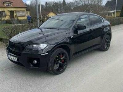 begagnad BMW X6 X6 XDRIVE50IXDRIVE50I