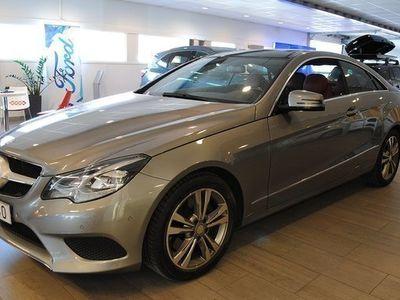 begagnad Mercedes E250 E BenzCoupé 1.& i fritt bränsle Aut I 2016, Personbil 279 000 kr