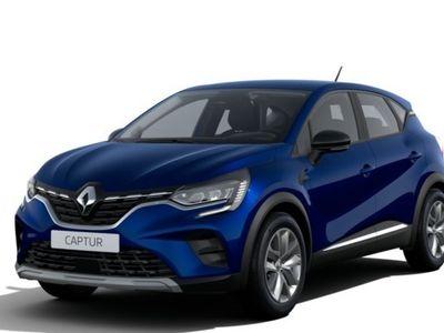 begagnad Renault Captur TCe 100 Zen 2020, Halvkombi 193 000 kr