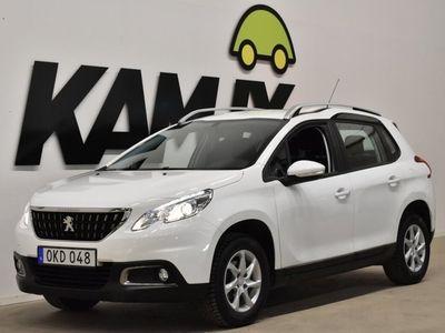 begagnad Peugeot 2008 1.2 VTi | Moms | S&V-Hjul (82hk)
