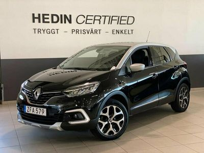 begagnad Renault Captur INTENS TCE 120 EDC