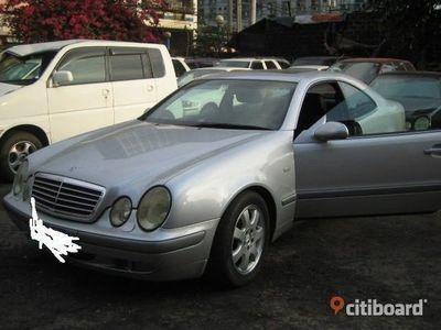 begagnad Mercedes CLK320 320 MERCEDES218HK 2000