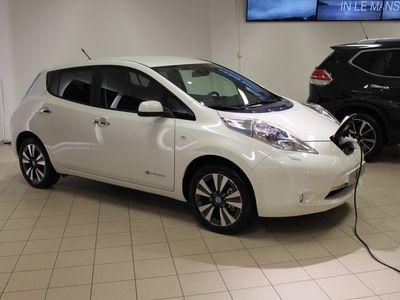 begagnad Nissan Leaf Tekna Leather 30 kwh
