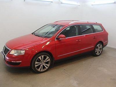 used VW Passat 1.4 TSI EcoFuel 150hk Premium