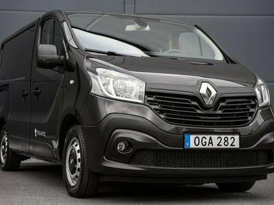 begagnad Renault Trafic 1.6 dCi 125hk D-Värmare | Leasbar | Dragkrok