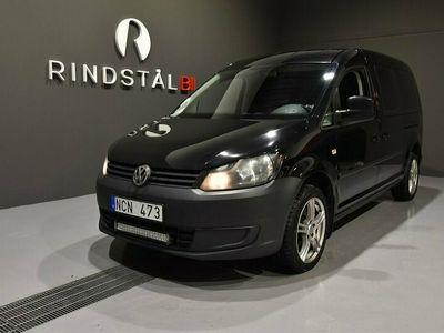 begagnad VW Caddy Maxi Life Cross Caddy1.6 TDI DSG 7-SITS D-VÄRM 2013, Transportbil 74 900 kr
