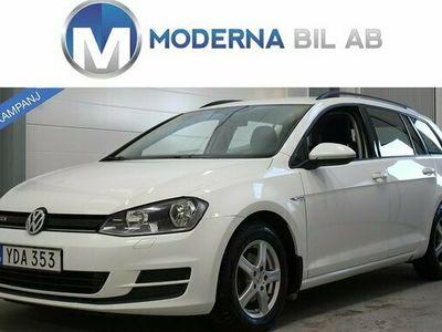 begagnad VW Golf SportsCombi 1.6 TDI BlueMotion STYLE EU6
