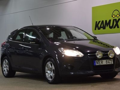 begagnad Ford Focus 1.6 Ti-VCT M&K-värme (120hk)