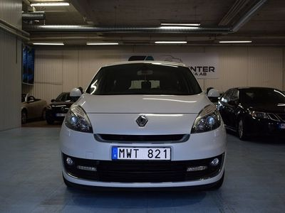 begagnad Renault Grand Scénic 1.5 dCi DCT BOSE 7-sits GPS