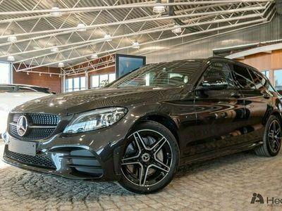 begagnad Mercedes C300 C Benze AMG Night Edition 2021, Kombi Pris 518 900 kr