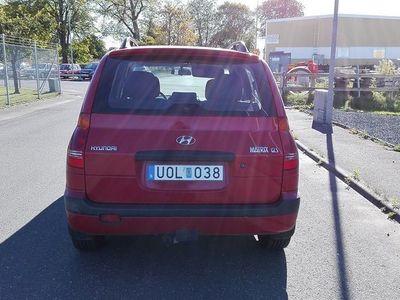 begagnad Hyundai Matrix GLS 1.8// 13500KR)