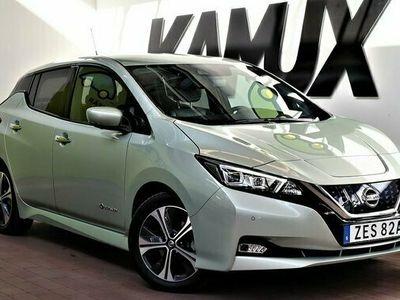 begagnad Nissan Leaf Tekna | 40 kWh | Pro Pilot | Navi | S&V hjul | | 2020, Halvkombi Pris 279 000 kr