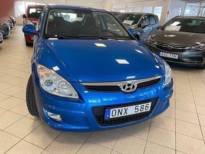 begagnad Hyundai i30 1.6 5-d 2008, Personbil 49 900 kr