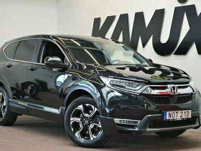 begagnad Honda CR-V Hybrid AWD ECVT Elegance | Backkamera | 2019, SUV Pris 299 800 kr