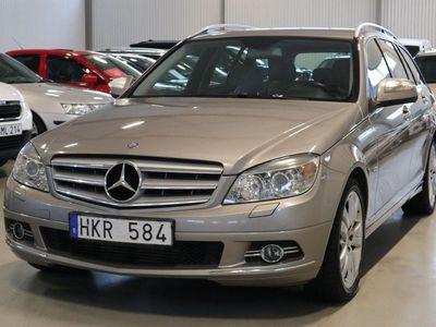 begagnad Mercedes C200 CDI