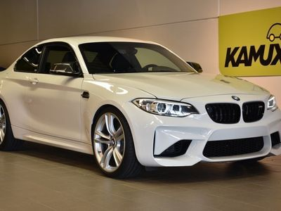 begagnad BMW M2 Coupé DKG Navi Harman Kardon 1 Ägare
