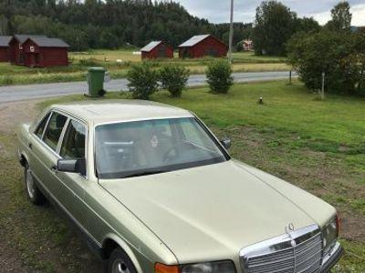 brugt Mercedes 380 SEL -83