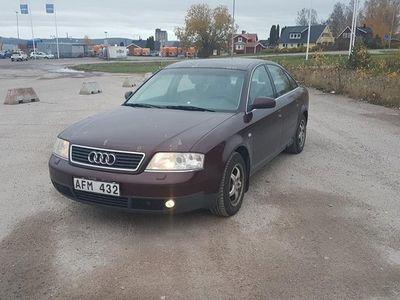 begagnad Audi A6 2.4 -98