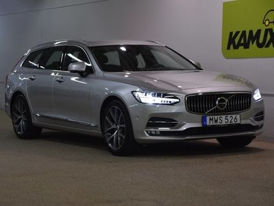 used Volvo V90 d3 Geartronic, Momentum (150hk)