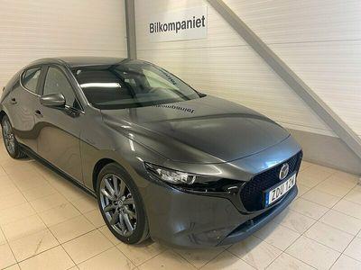 begagnad Mazda 3 Sport 2.0 SKYACTIV-X M Hybrid Euro 6 180hk