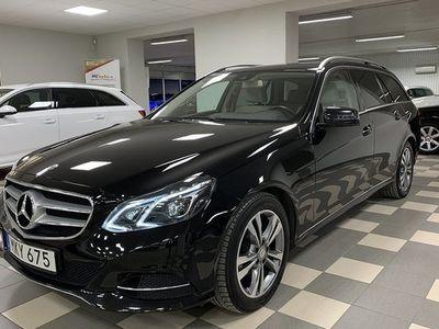 begagnad Mercedes 220 Benz E Bluetec Automat Dieselv. Backkamera Premium 2016, Personbil 198 900 kr
