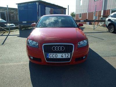 gebraucht Audi A3 AMBITION 2.0 TDI, AUTOMAT, 170HK
