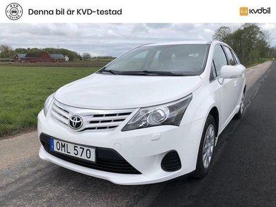 begagnad Toyota Avensis 1.8 Kombi (147hk)