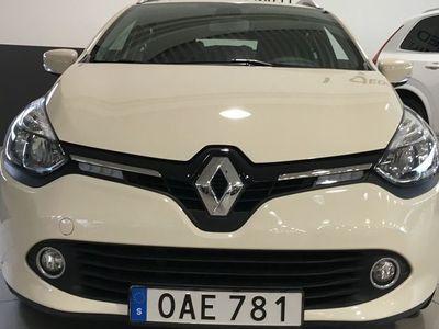brugt Renault Clio SPORT TOURER 0.9 dynamique 90 hk