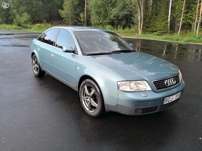 begagnad Audi A6 -00