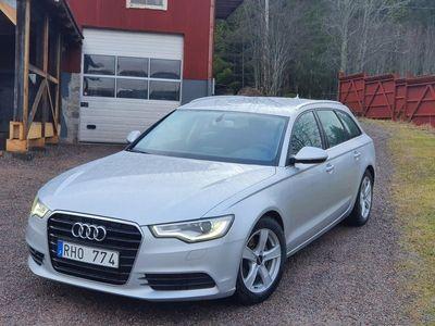 begagnad Audi A6 2,0 tdi