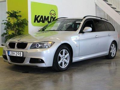 begagnad BMW 320 d xDrive M-sport S&V-Hjul -09