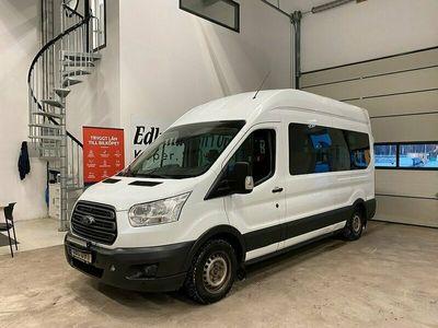 begagnad Ford Transit Kombi 350 2.0TDCi Euro 6 130hk klass1