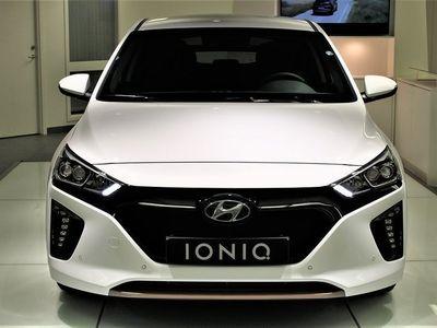 begagnad Hyundai Ioniq Electric Premium