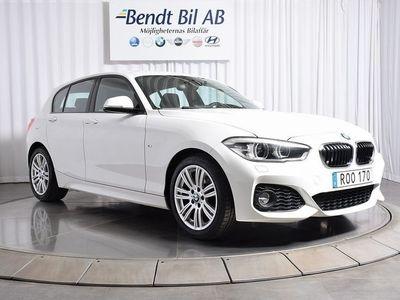 begagnad BMW 118 d 5-door M Sport Euro 6 150hk