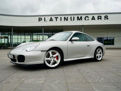 second-hand Porsche 911 Carrera 4S 996 3.6 TipTronic 320hk