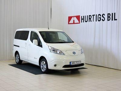 brugt Nissan Evalia Premium 40 kWh 7-Sits 100% EL