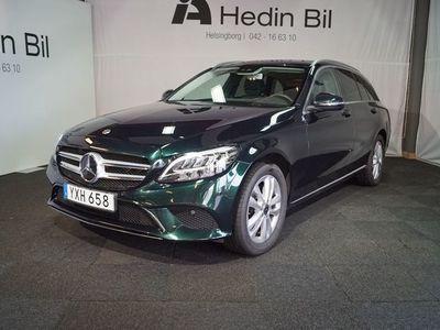 begagnad Mercedes C200 Se-Edition / KOMBIPAKET /