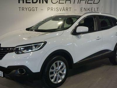 begagnad Renault Kadjar 1,5 dCi ZEN Automat * Drag, Navi