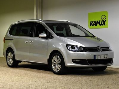 begagnad VW Sharan 2.0 TDI BlueMotion Technology 4motion (140hk)