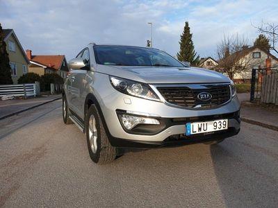 begagnad Kia Sportage AWD AUT
