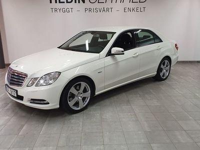 begagnad Mercedes E200 CDI // BlueEFFICIENCY // 1 Ägare