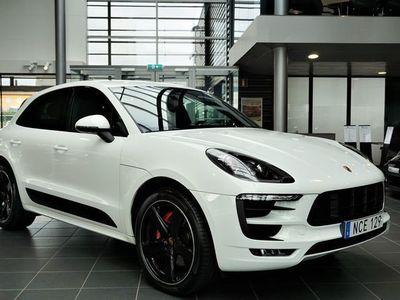 begagnad Porsche Macan GTS Nypris 844.000.-