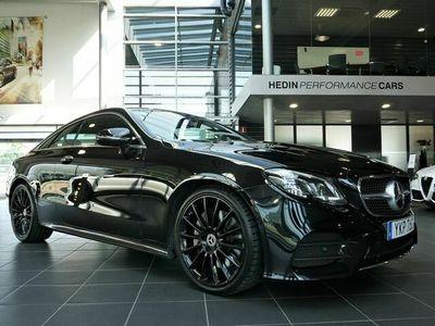 begagnad Mercedes E300 - BenzCoupe AMG Svensksåld