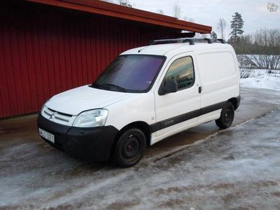 gebraucht Citroën Berlingo 1,9D V-inredning Ej moms -05