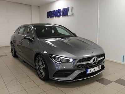 begagnad Mercedes 180 CLA BenzShooting Brake AMG Drag 2020, Sportkupé 349 000 kr