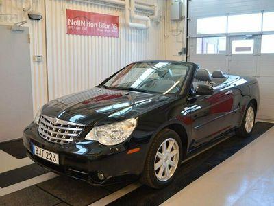 begagnad Chrysler Sebring Cabriolet 2,0 Tdi Cab 2008, 99 900 kr