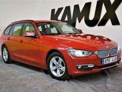 begagnad BMW 320 Touring | Modern line | Drag | PDC | S&V Hjul | 184 hk